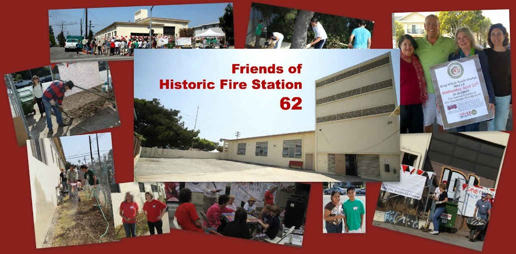 Friends of Fire Station 62