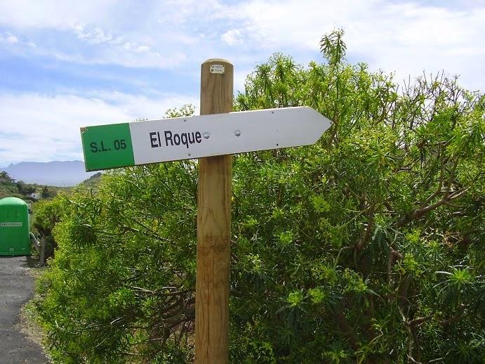 Sendero local a El Roque