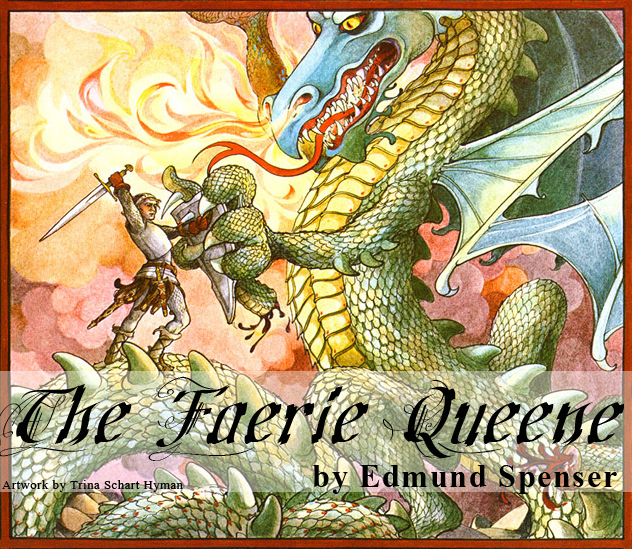 EDMUND SPENSER THE FAERIE QUEENE EPUB