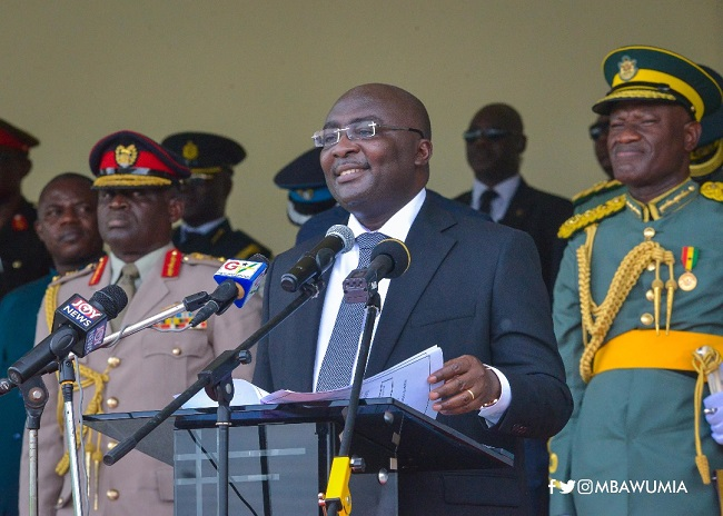 President Akufo-Addo Delivers On Promise To Ghana Immigration Service