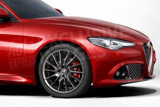 Alfa Romeo Giulietta 2017-2018 Dimensioni e Misure bagagliaio