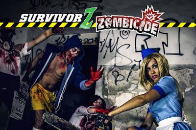 """Survivor-Z"" e ""Zombicide"""