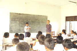 Teaching English program