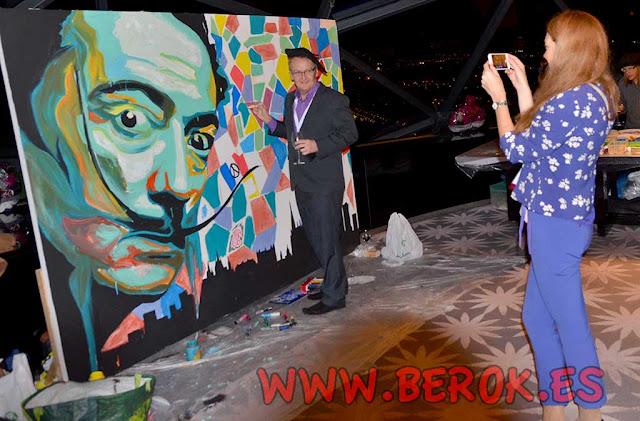 graffitis para eventos