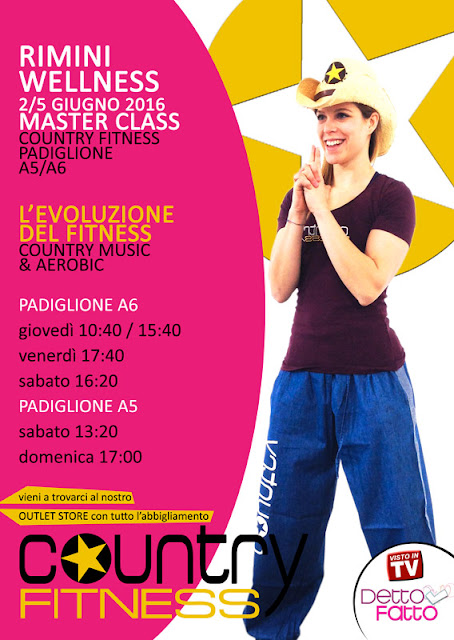 Country Fitness a Riminiwellness 2016