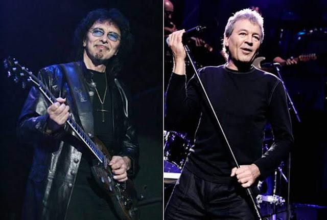 Ian Gillan y Tony Iommi realizarán concierto en junio de 2019 en Ereván