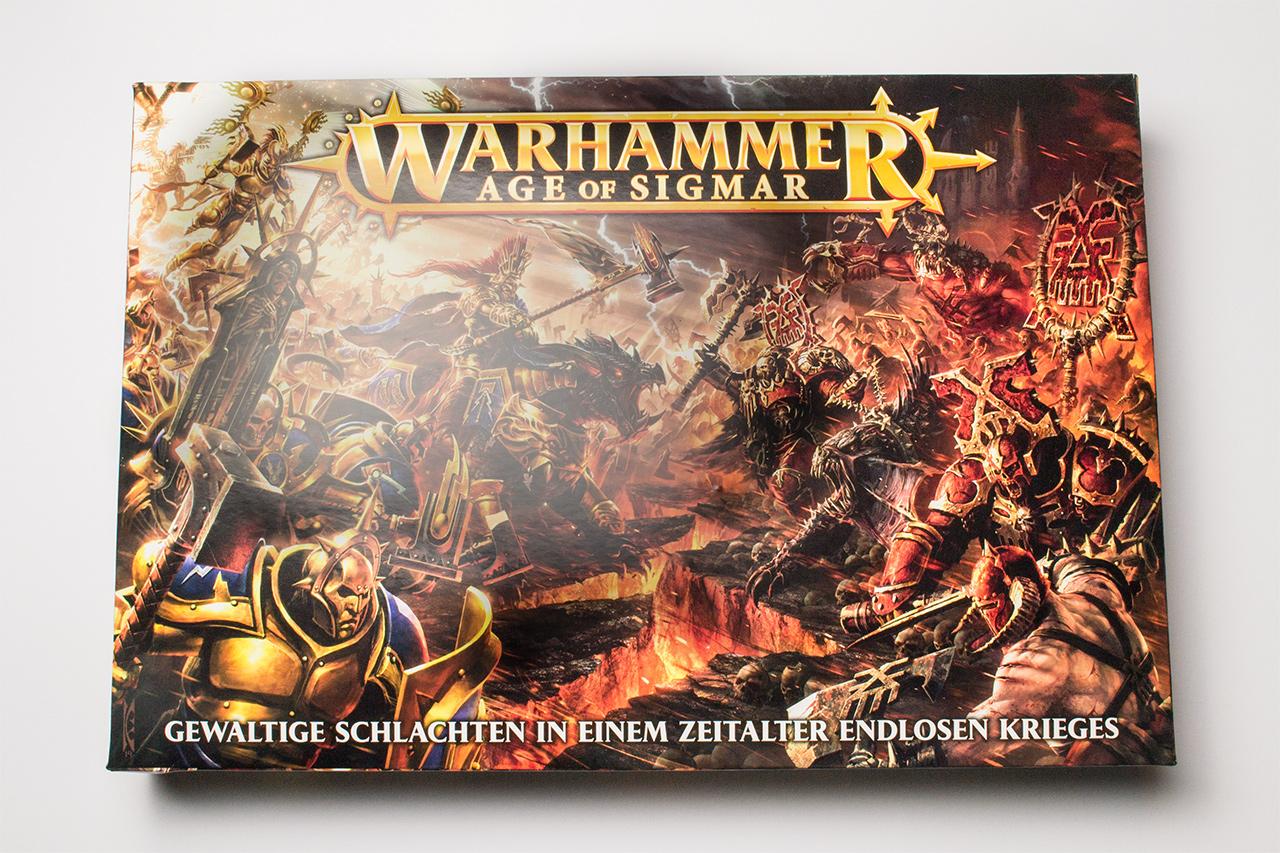 Warhammer Fantasy: AGE OF SIGMAR In Depth Review! Box Set+++
