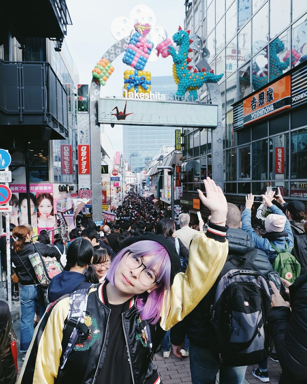 Japan 14 days itinerary tokyo harajuku | www.bigdreamerblog.com
