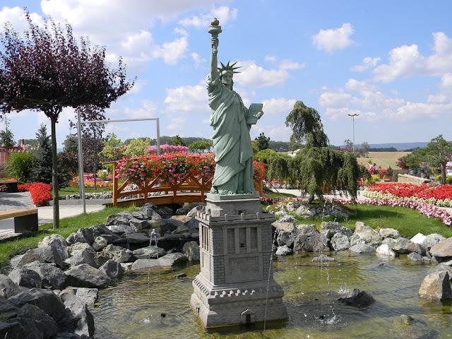 Słynny amerykański pomnik stoi w Kłodzku.