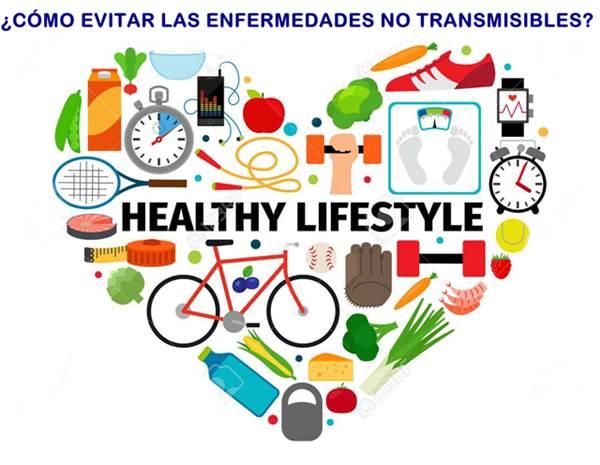 Formas de evitar las enfermedades no transmisibles