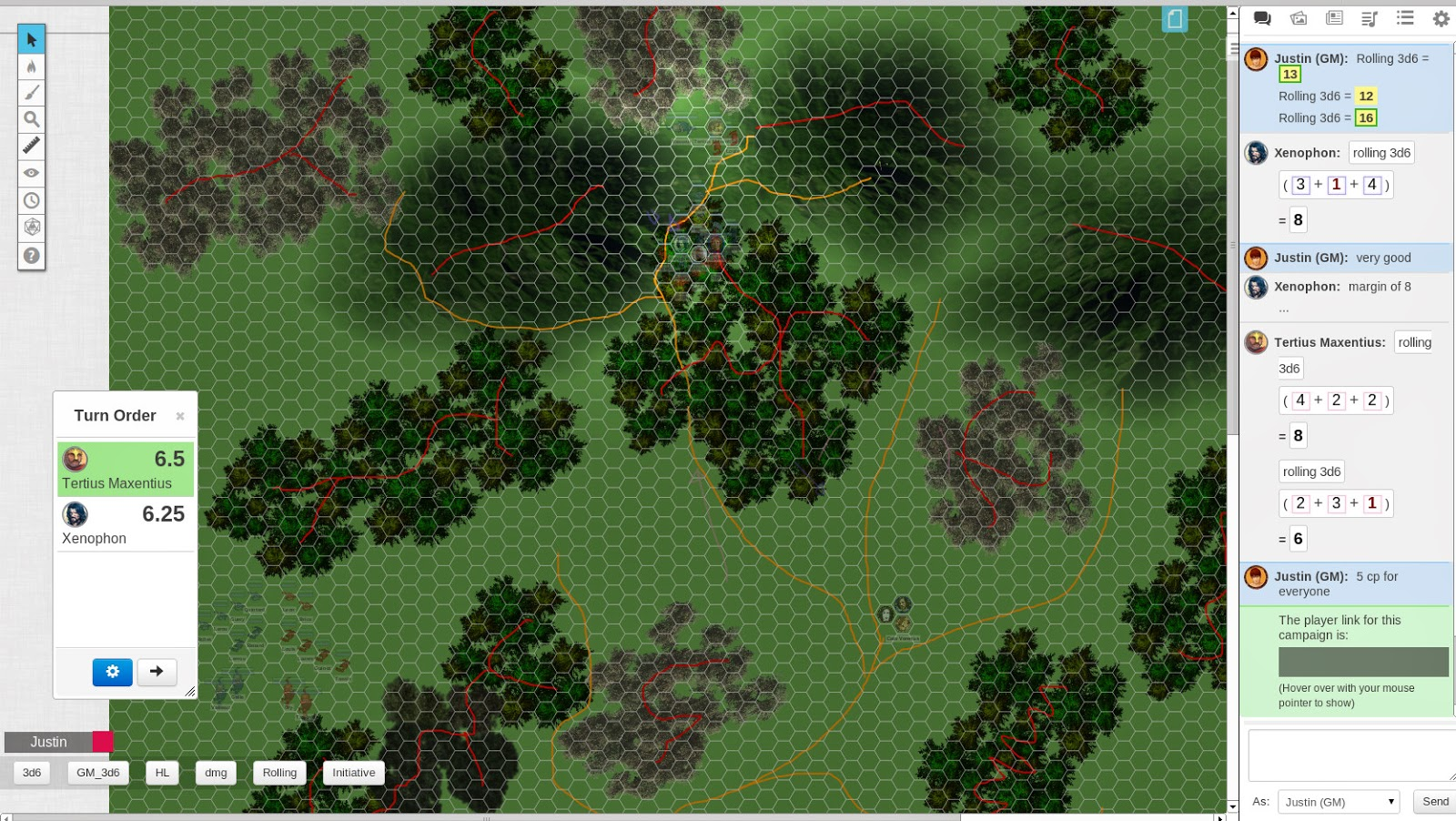 Game In The Brain May 2014 & Dynamic Lighting Roll20 - Democraciaejustica