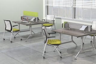 Open Concept Training Room Furniture