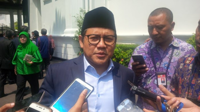 Cak Imin Ingatkan Kepala Daerah yang Dukung Jokowi-Ma'ruf Amin