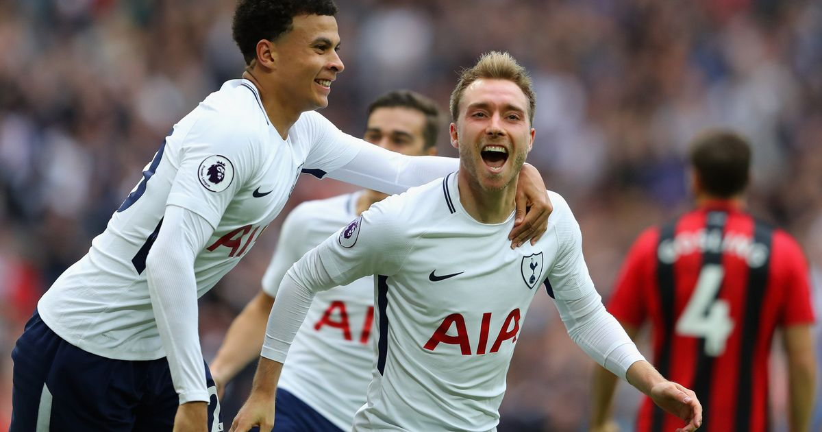 Tottenham Akan Perpanjang Kesepakatan Kontrak Eriksen