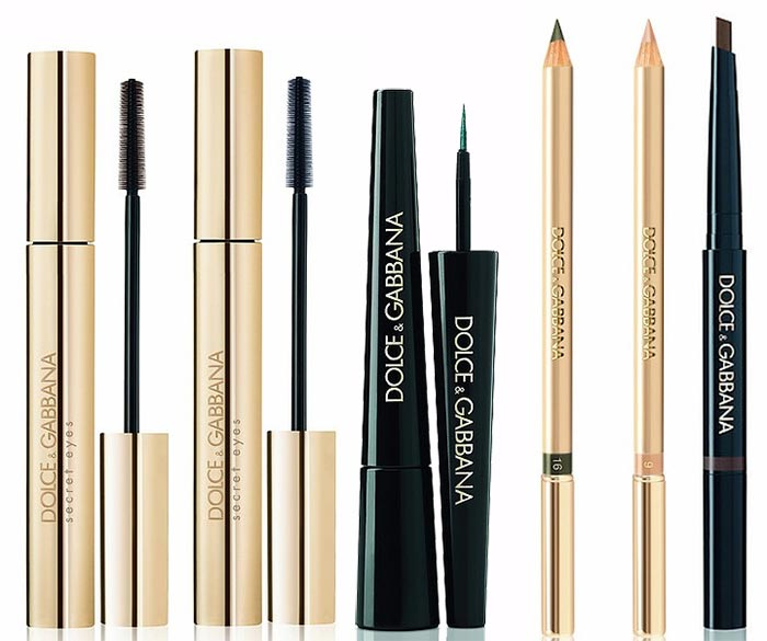 Dolce & Gabbana Wild About Fall 2016 Makeup Collection