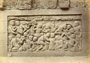 Relief Candi Borobudur 2