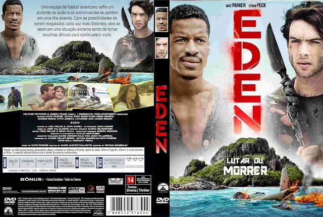 Capa DVD Eden