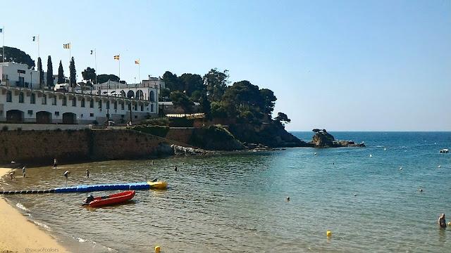 Playa de Sant Pol Hotel La Gavina