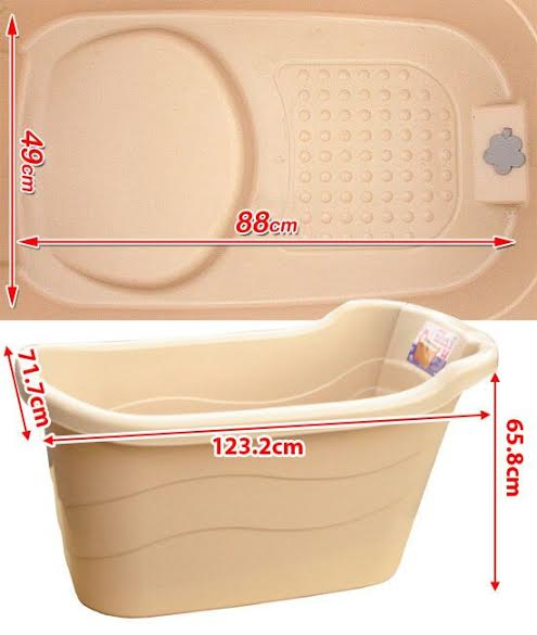 Attractive Affordable Bathtub For Singapore HDB Flat and Other Homes Bathroom  LV55