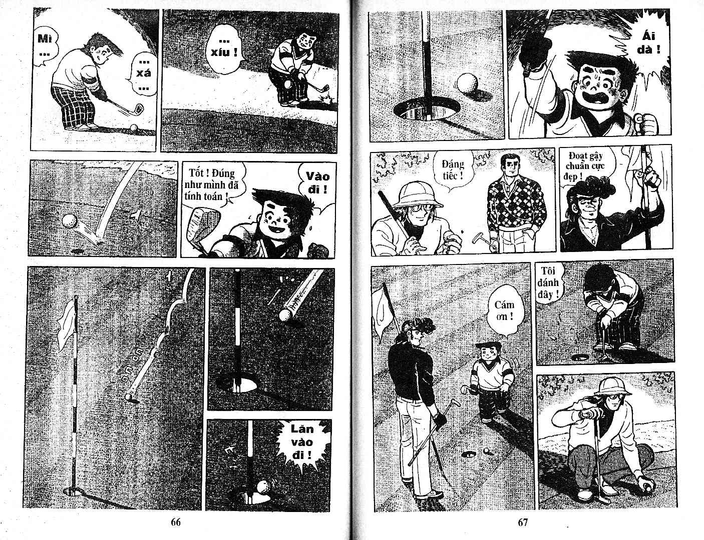 Ashita Tenki ni Naare chapter 26 trang 32