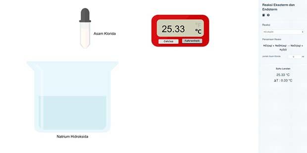 Lab kimia reaksi eksoterm dan endoterm labs pedia lab kimia reaksi eksoterm dan endoterm ccuart Gallery