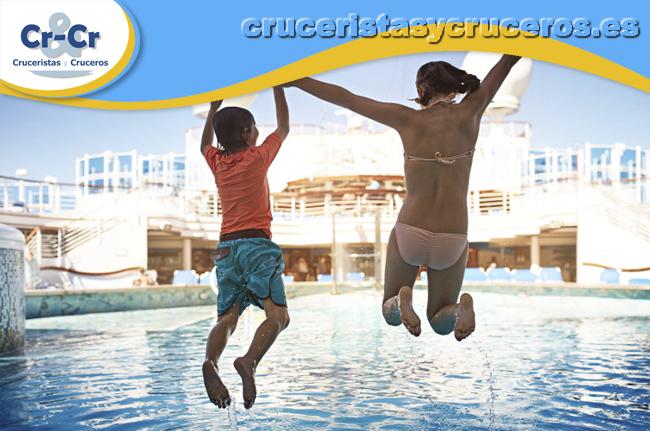 ► Princess Cruises renueva su entretenimiento a bordo para todas las edades