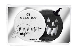 Preview: essence - bootiful nights - Trend Edition - make-up and powder sponges - www.annitschkasblog.de
