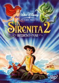 Ver La Sirenita 2: Regreso al mar (2000) Online