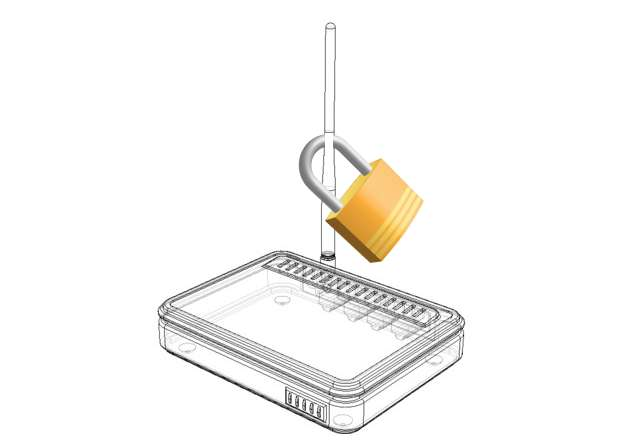 Router Protection