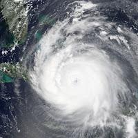Hurricane Irma seen by NASA's Terra satellite