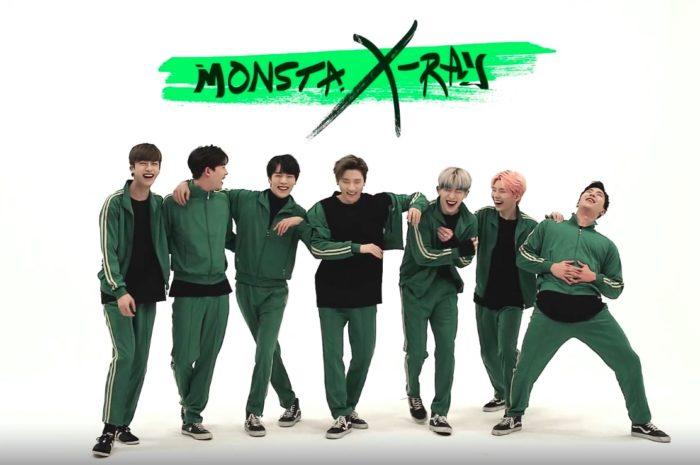 MONSTA X RAY