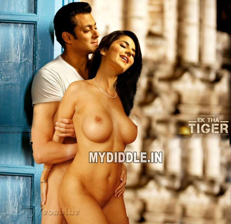 Nude katrina kaif kiss all became