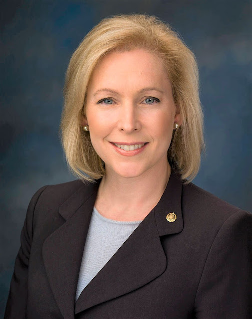 Metamora Herald, Presidential Candidate Kirsten Gillibrand