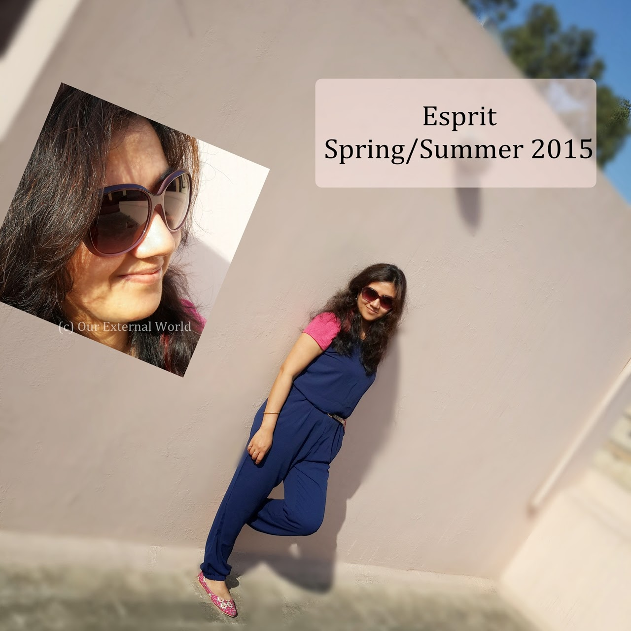 How To Style Your Sunglasses, Esprit Eyewear - Spring/Summer 2015, ET19427