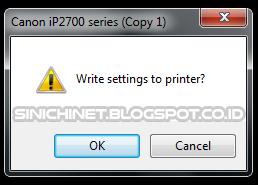 printer, error, tips, trik, tutorial, canon, ip2770, printer mati, otomatis mati, mendadak selalu mati tiap 1 jam, shutdown sendiri