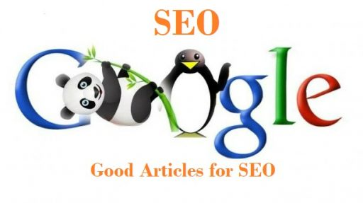 Good Articles for SEO