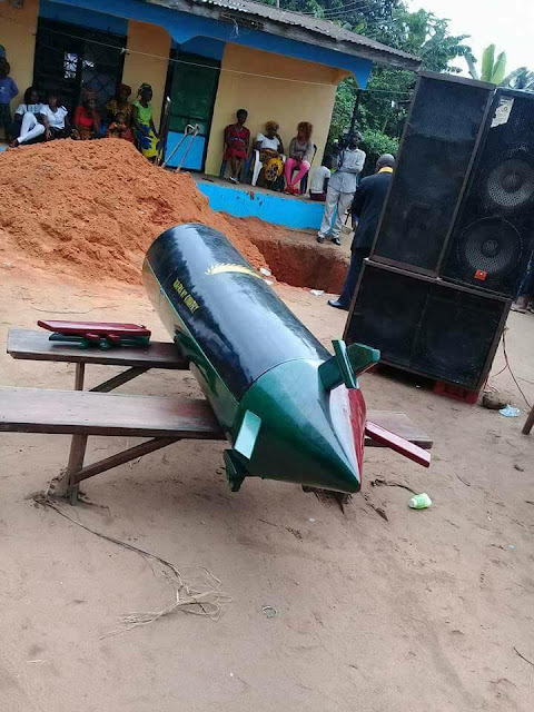 IPOB-Member-Buried-In-Rocket-like -Casket