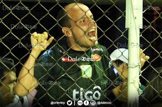 Oriente Petrolero - Hincha, Socio gritando contra Villegas y los jugadores - DaleOoo