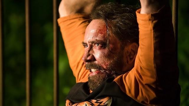 Nicolas Cage Panos Cosmatos | Mandy