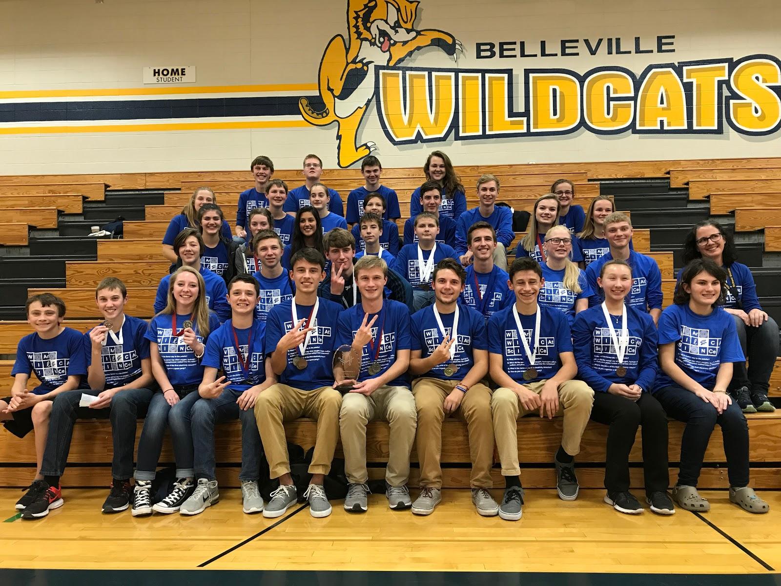 Belleville Middle & High School Principal\'s Blog: Belleville Science ...