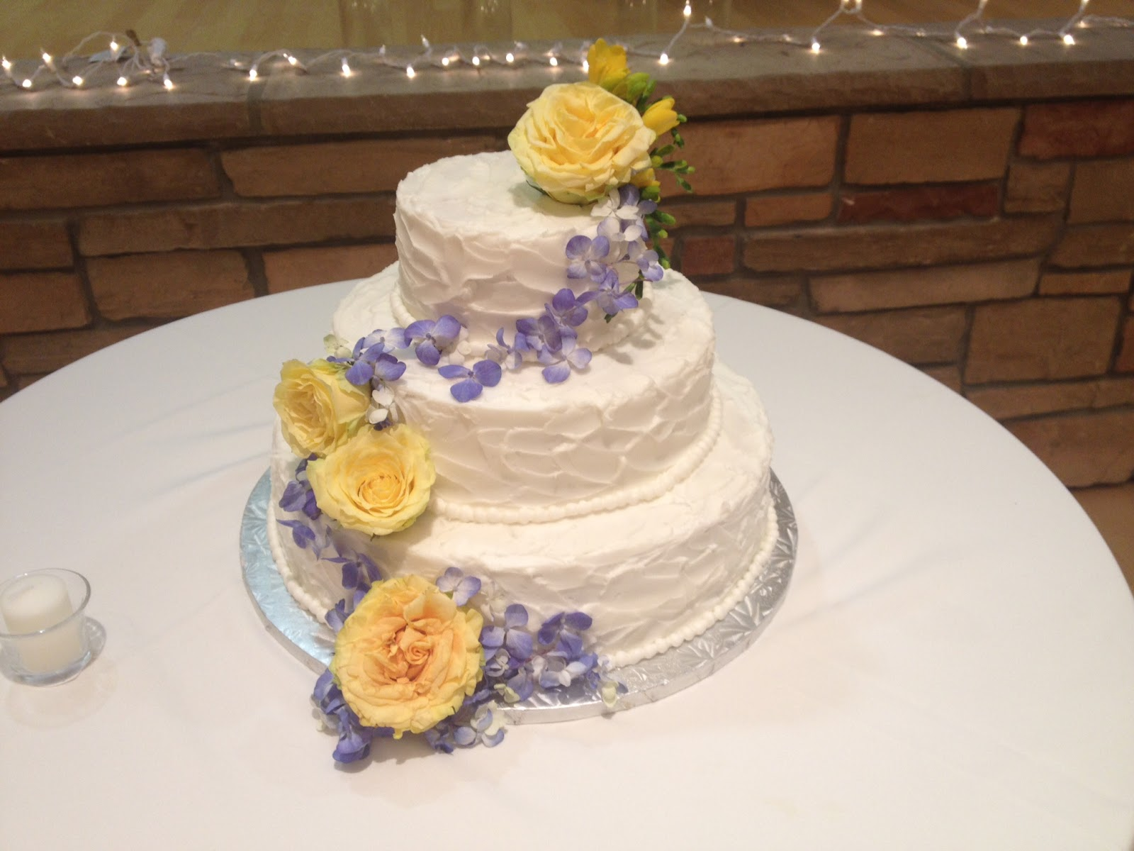 Wedding Cake By Cateringbyteatime