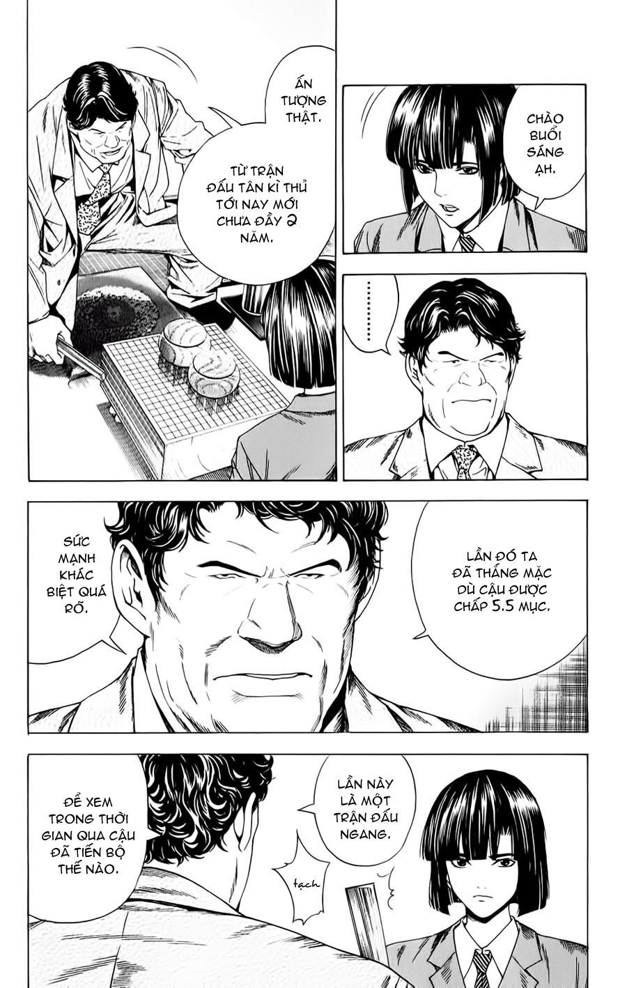 Hikaru No Go hikaru no go chap 143 trang 11