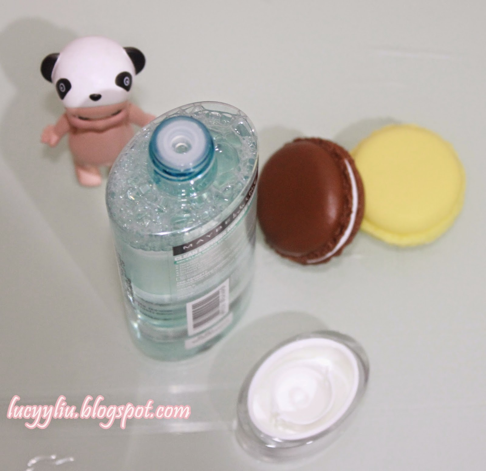 Maybelline Clean Express Miracle Water review
