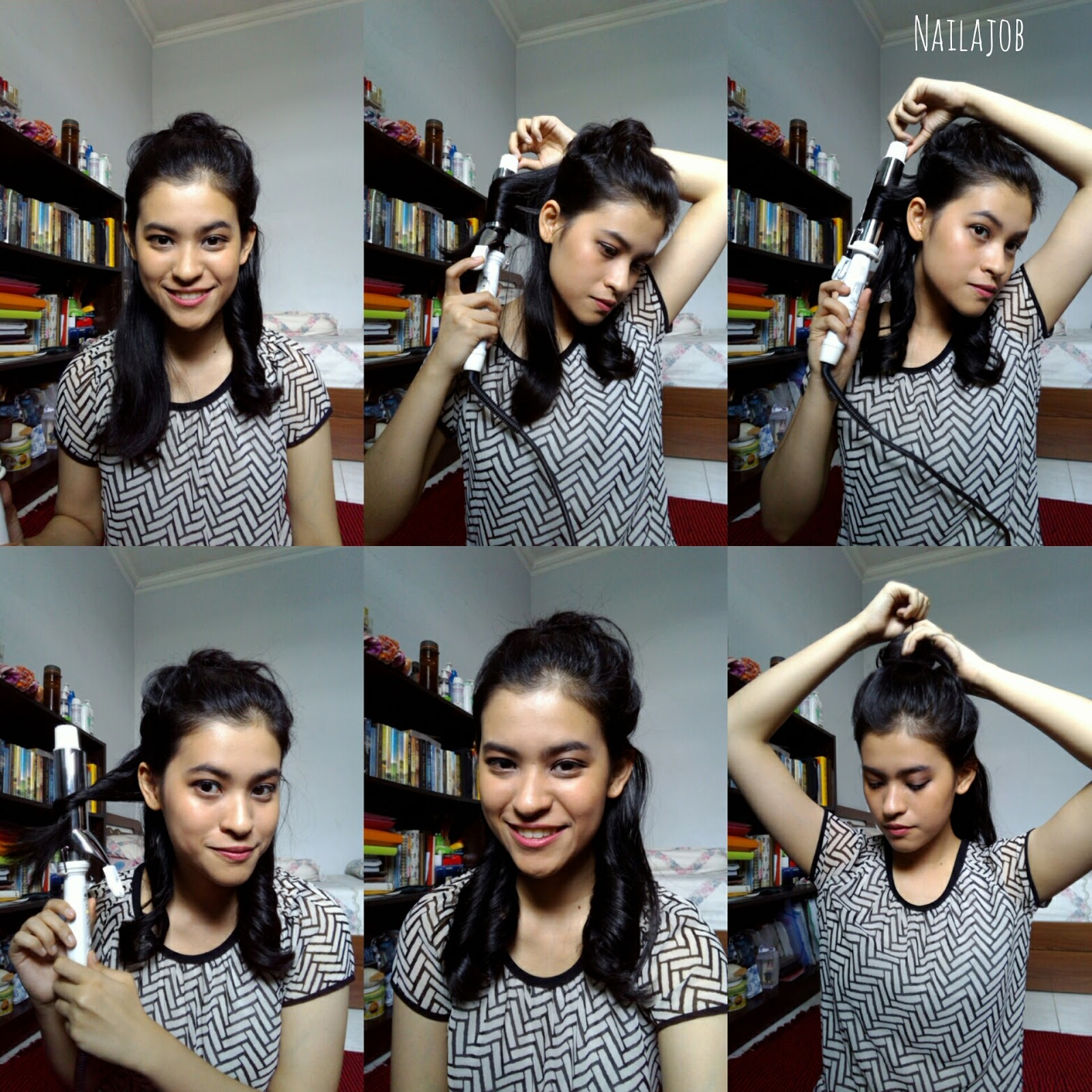 Repit Professional Curling Iron 35 Mm Review Beauty Dgrad Now Let Me Give You A Sneak Peek Of How I Style My Hair Using