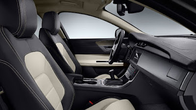 Jaguar XF Convenience Features