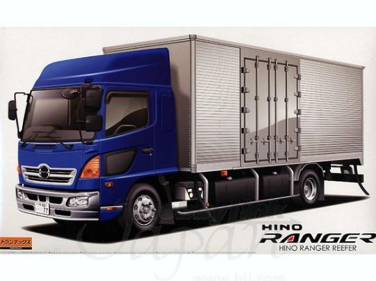 Mobil Truk Hino Modifikasi Terbaru 2017