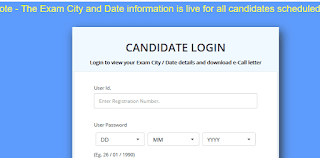 RRB Group D Admit Card Released - Download Now