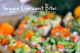 Veggie Crescent Bites Recipe