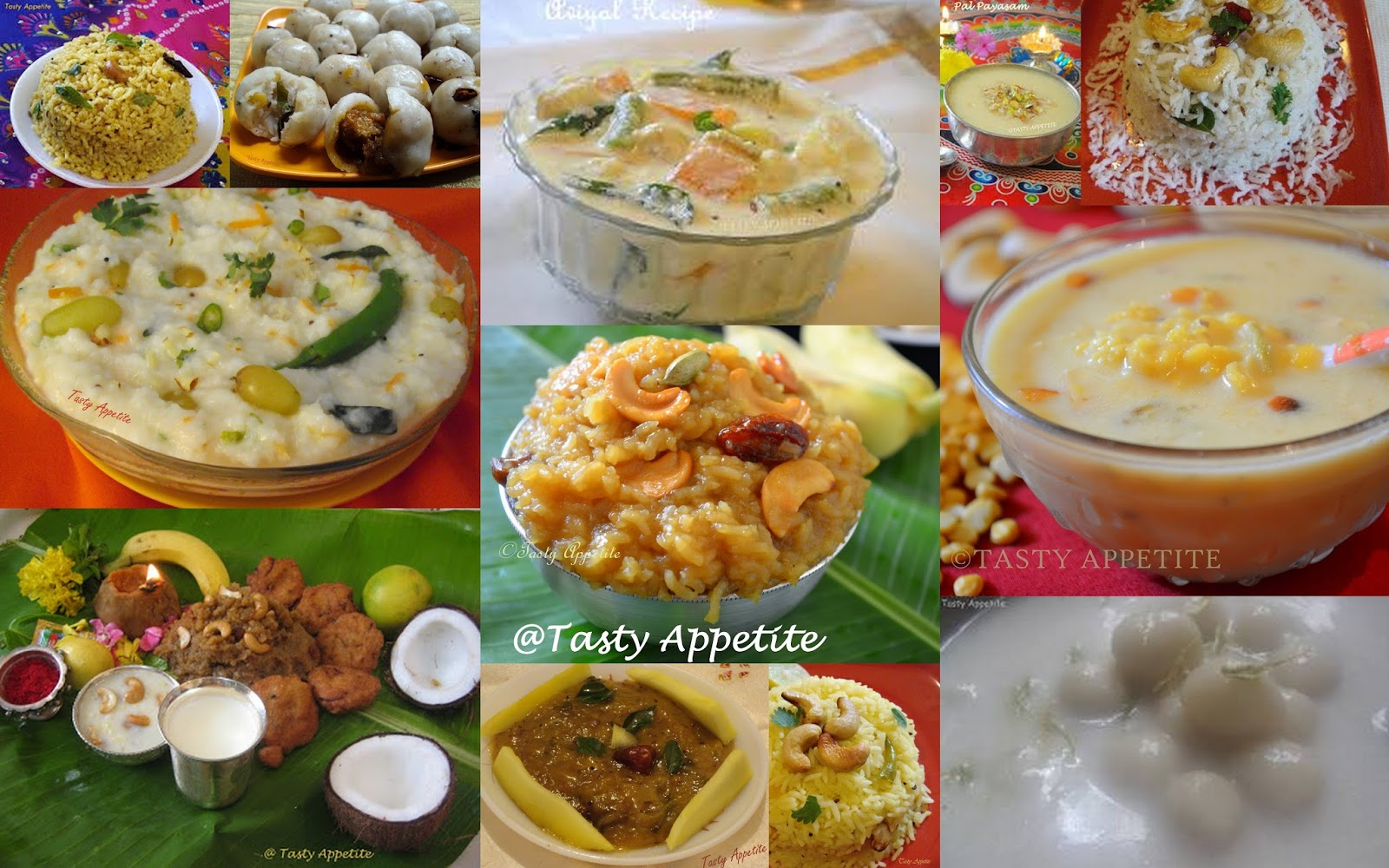 Decoration Of Indian Food