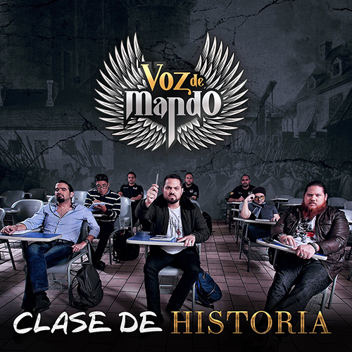 Voz De Mando – Clase De Historia (Álbum 2017)